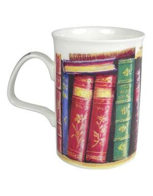 Roy Kirkham Creative Writing Book Lovers Coffee or Tea Mug Fine Bone China