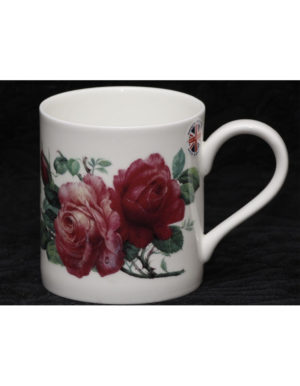 Roy Kirkham English Rose Fine Bone China Pop Mug