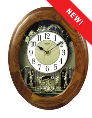 (NEW!) Rhythm, 4MH852WD06 Jouful Nostalgia Oak