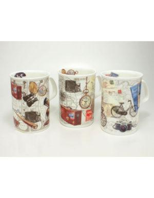 Roy Kirkham Past Times Fine Bone China Mug