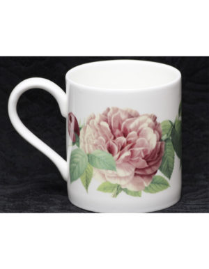 Roy Kirkham Pop Rose Fine Bone China Pop Mug