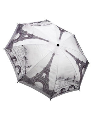 Galleria Auto Folding Umbrella –  Paris