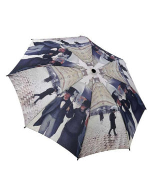Galleria Auto Folding Umbrella – Caillebotte Paris Rainy Day