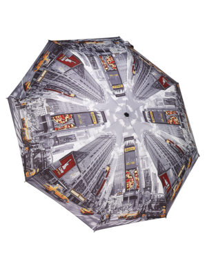 Galleria Auto Folding Umbrella – Times Square